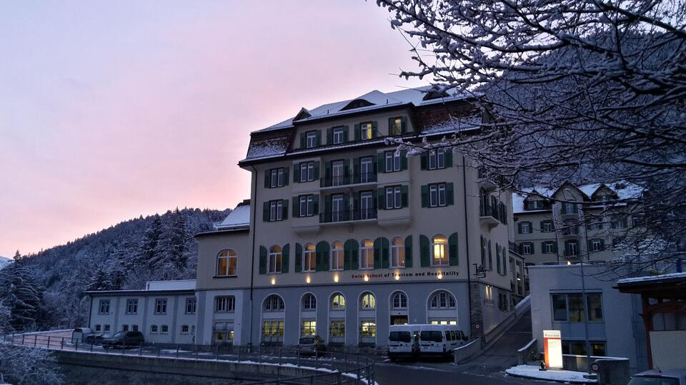 SSTH - Swiss School of Tourism and Hospitality - Campus