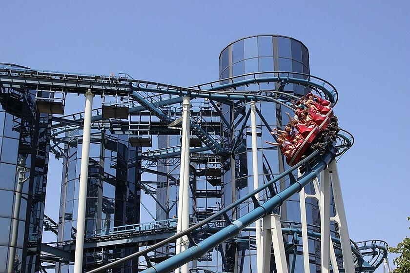 Europa park themepark Germany