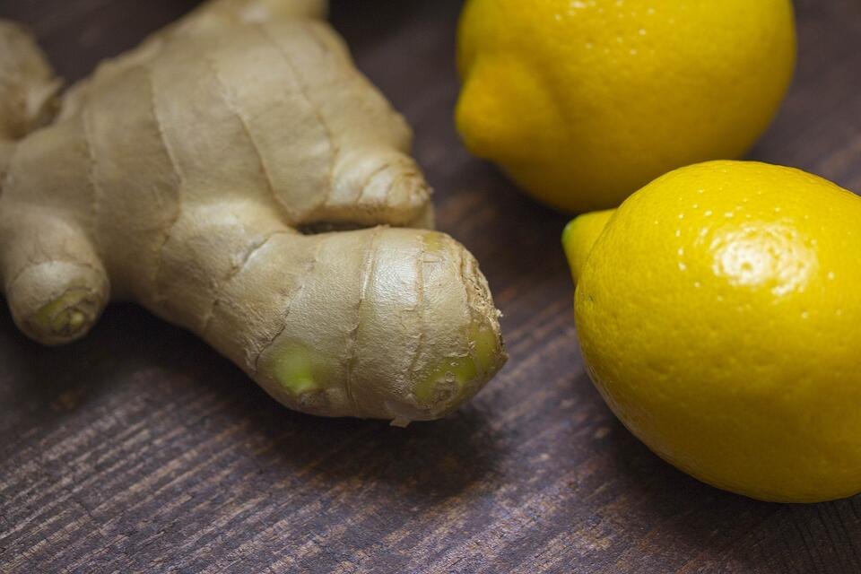 Ginger and Lemon Smoothie recipe