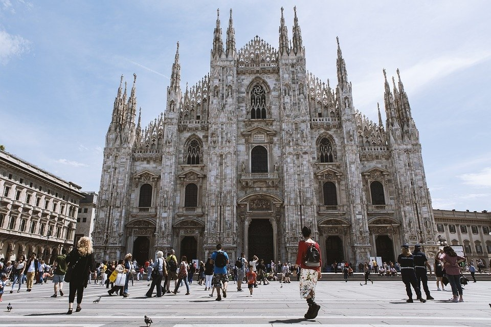 Milan Fashion capital