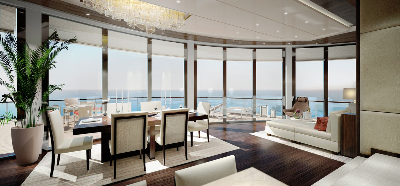 Ritz-Carlton Yacht Owners Suite