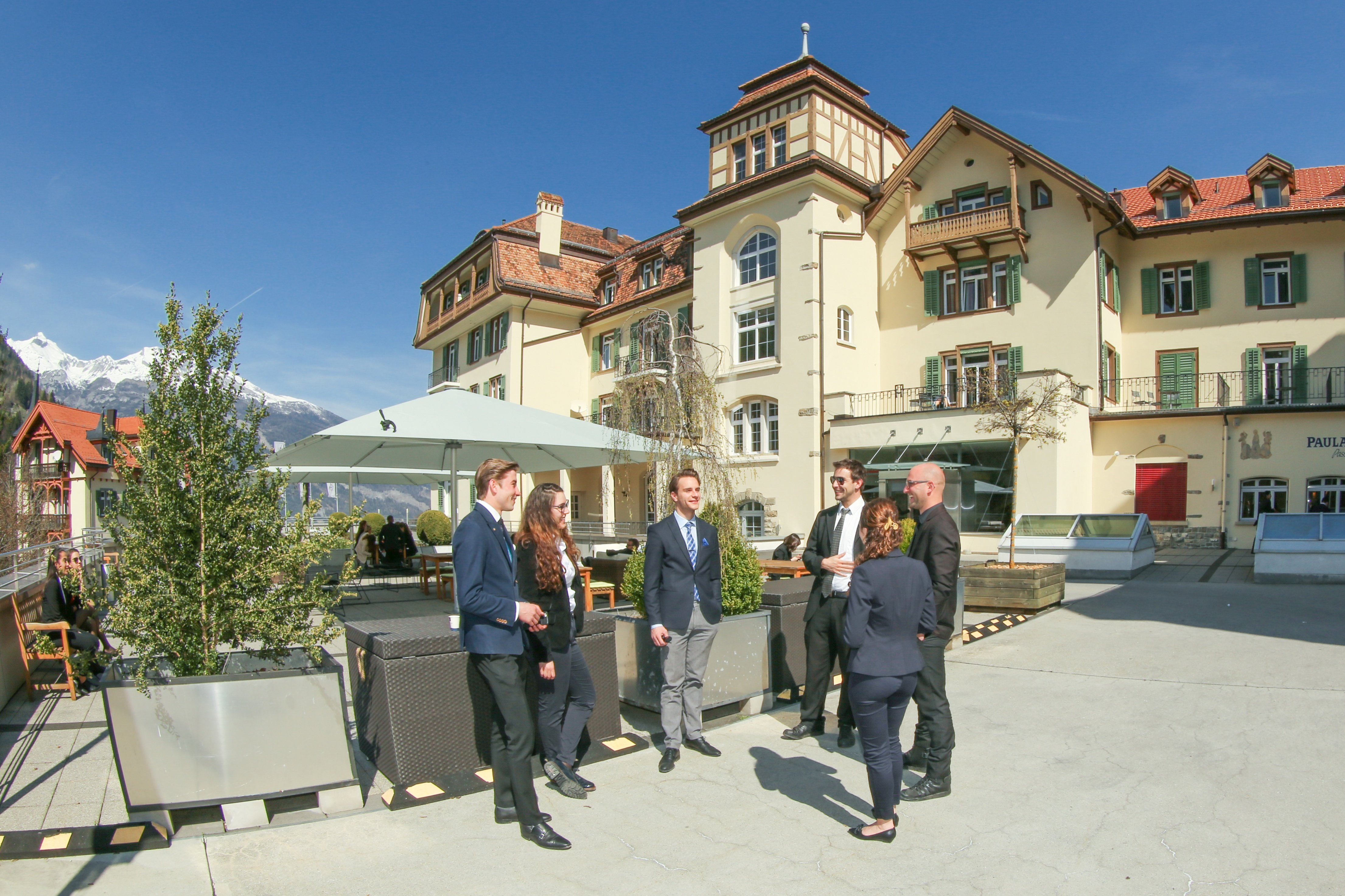 SSTH - Swiss School of Tourism and Hospitality