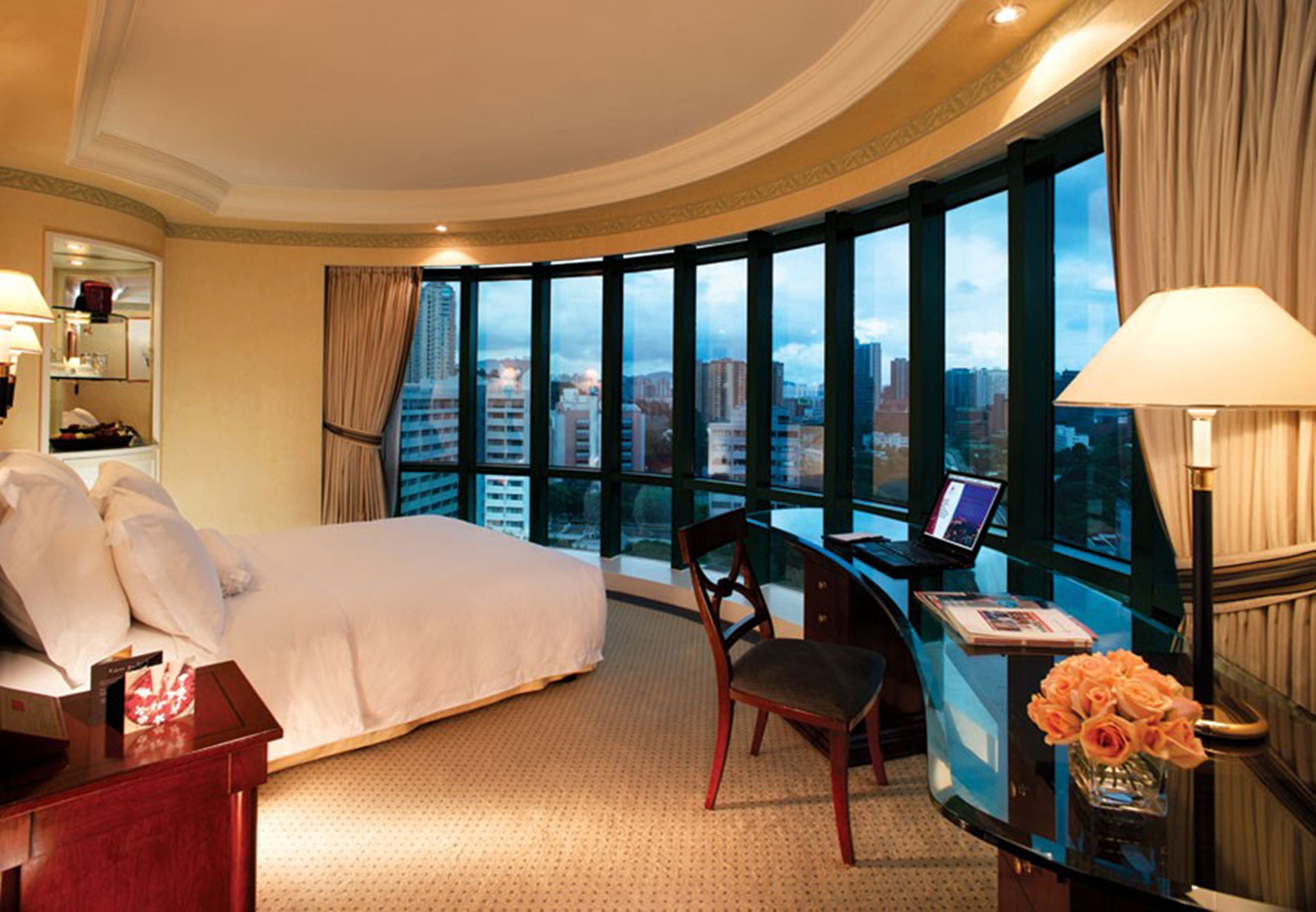 Smart rooms will render the hotel room experience more accessible and personalised