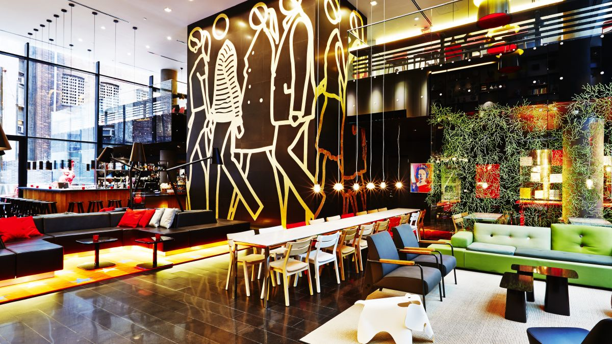 """citizenM New York Times Square Hotel - """"become a citizen"""" loyalty program"""