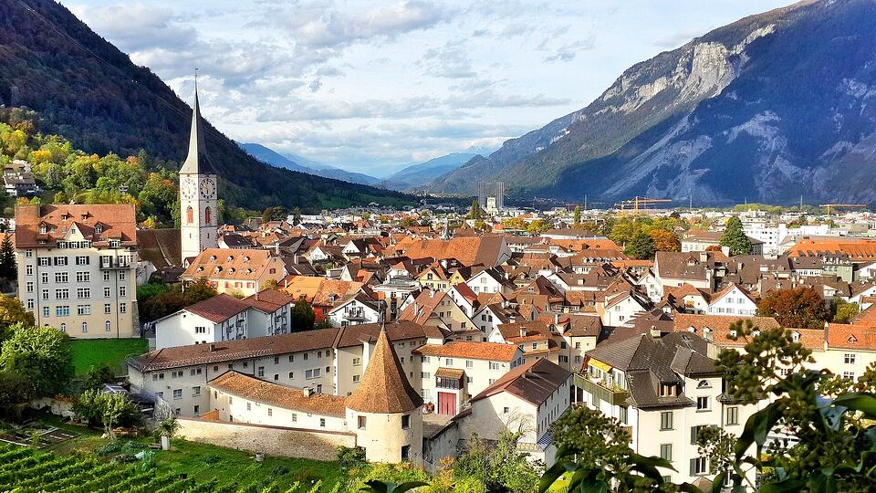 Chur is the oldest town in Switzerland and home of the ehl passugg students