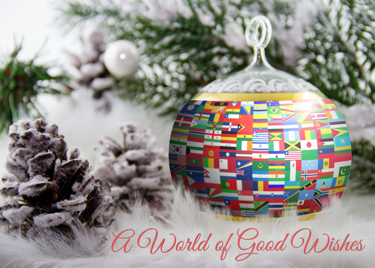 world of good wishes